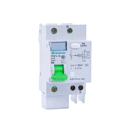 PXB1L系列剩余电流动作断路器